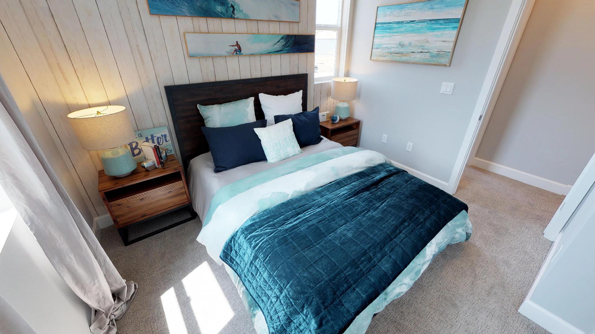 Bedroom featured in the Plan C By Blue Mountain Communities in Santa Rosa, CA