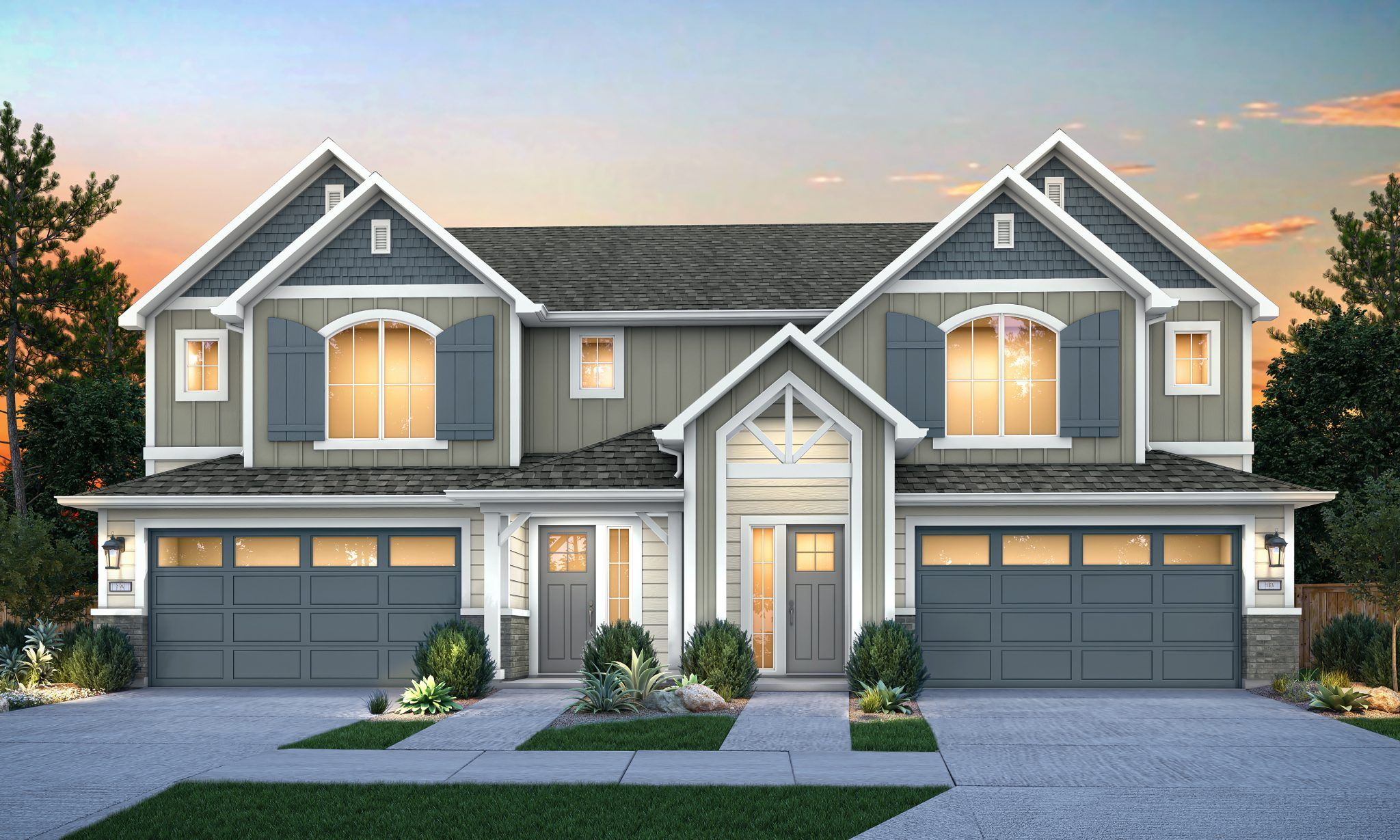 Exterior featured in the Poppy By Blue Mountain Communities in Sacramento, CA