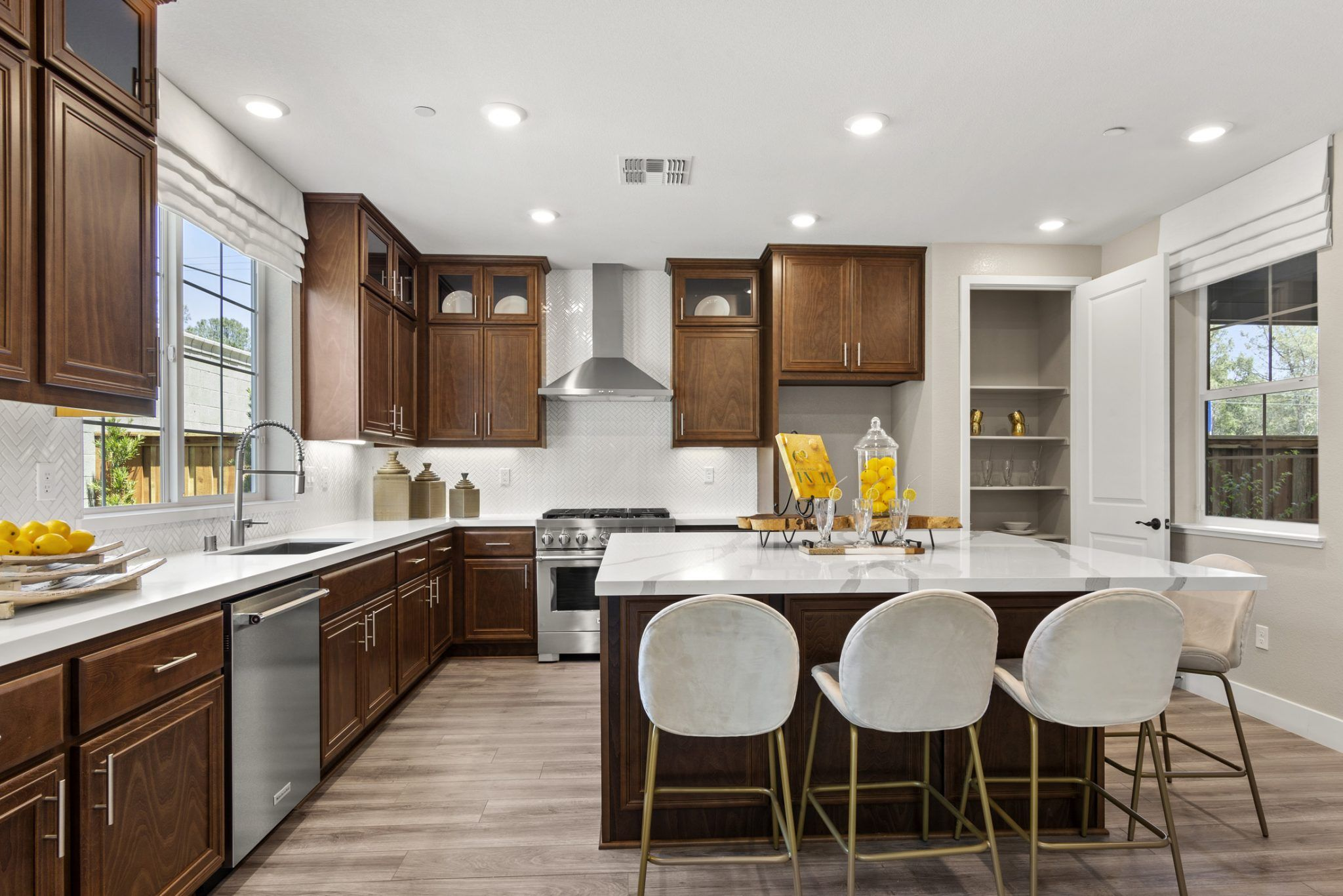 Kitchen featured in the Goldfield By Blue Mountain Communities in Sacramento, CA