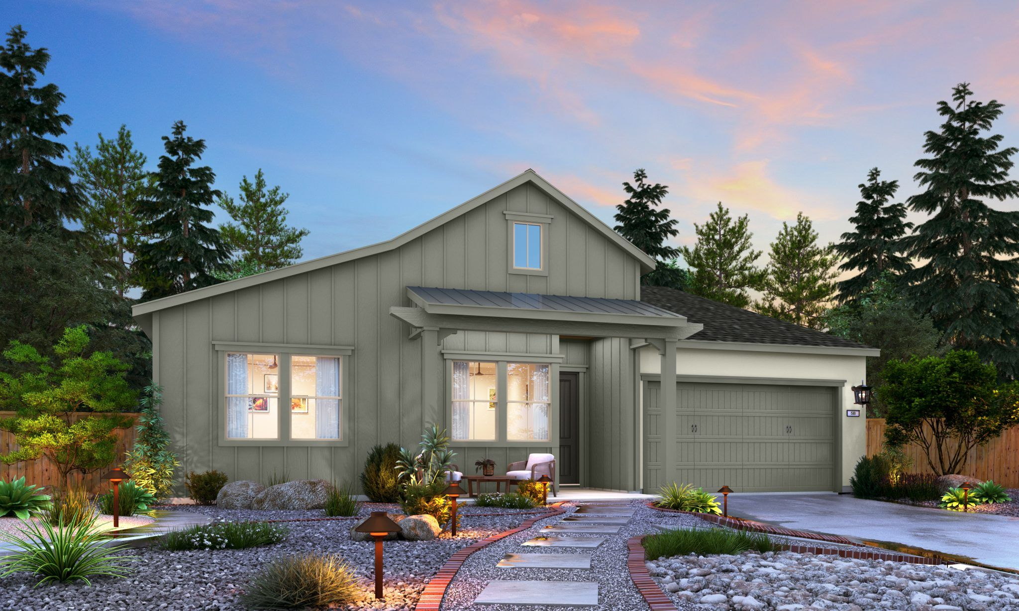Exterior featured in the Cobalt By Blue Mountain Communities in Oakland-Alameda, CA
