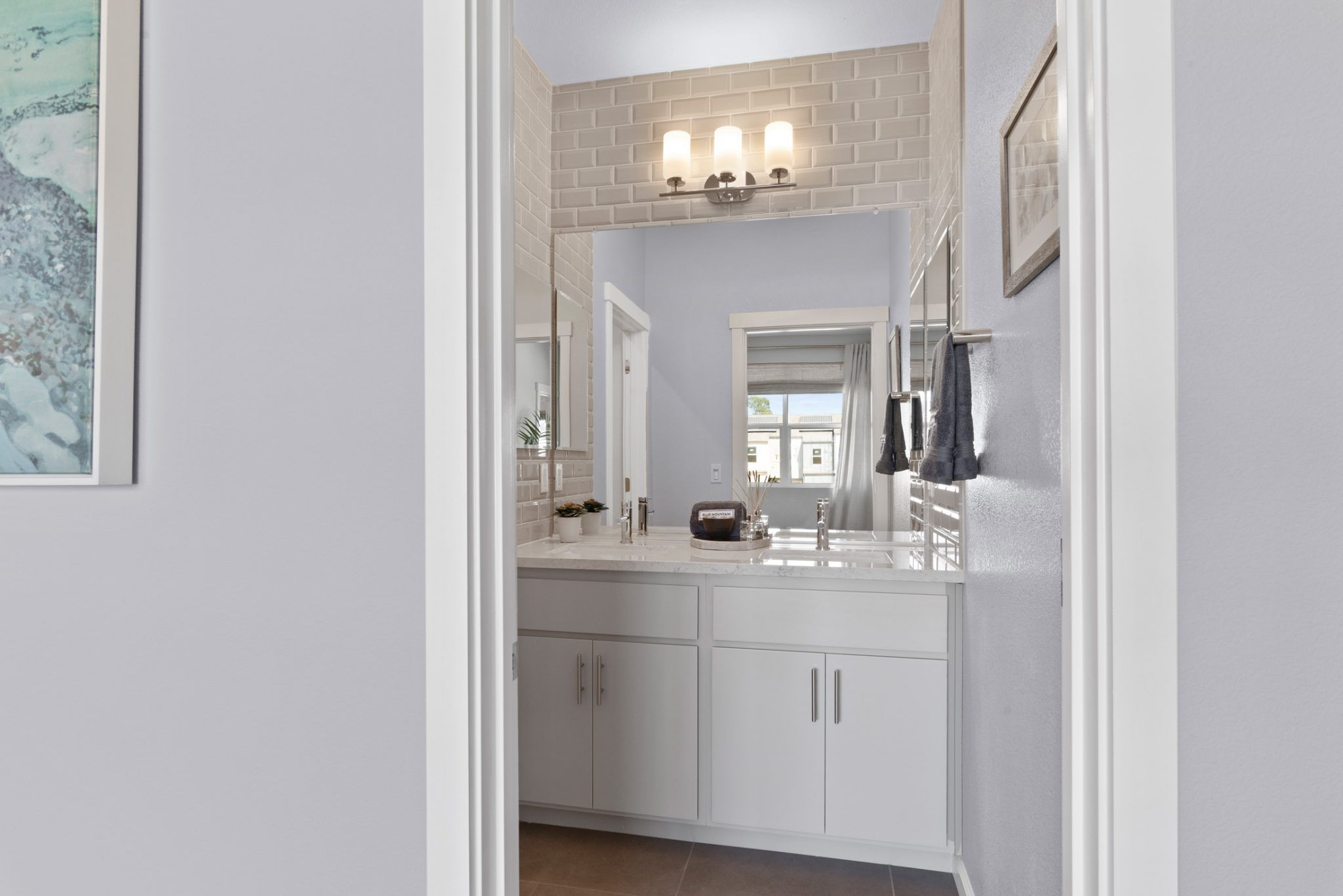 Bathroom featured in the Plan B By Blue Mountain Communities in Santa Rosa, CA