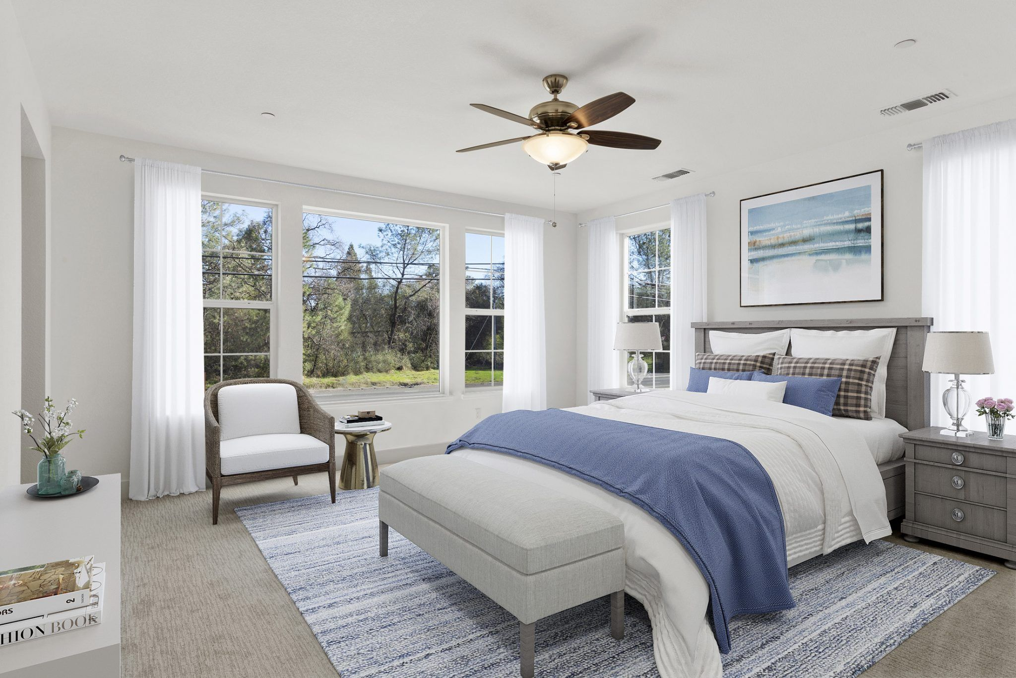 Bedroom featured in the Poppy By Blue Mountain Communities in Sacramento, CA