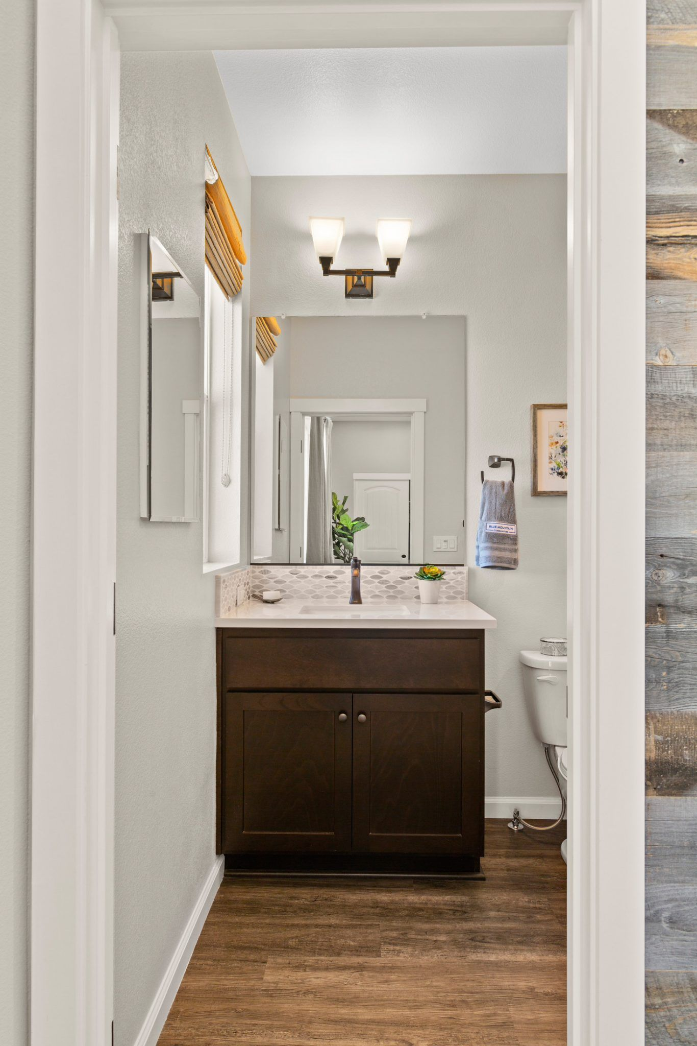 Bathroom featured in the Plan A By Blue Mountain Communities in Santa Rosa, CA