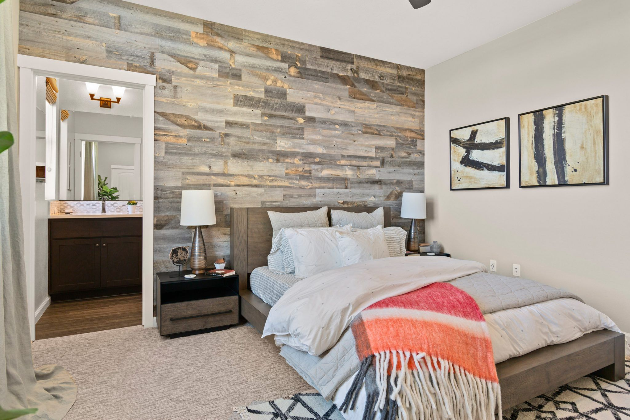 Bedroom featured in the Plan A By Blue Mountain Communities in Santa Rosa, CA