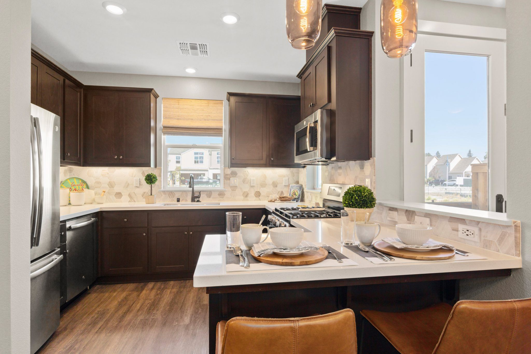 Kitchen featured in the Plan A By Blue Mountain Communities in Santa Rosa, CA