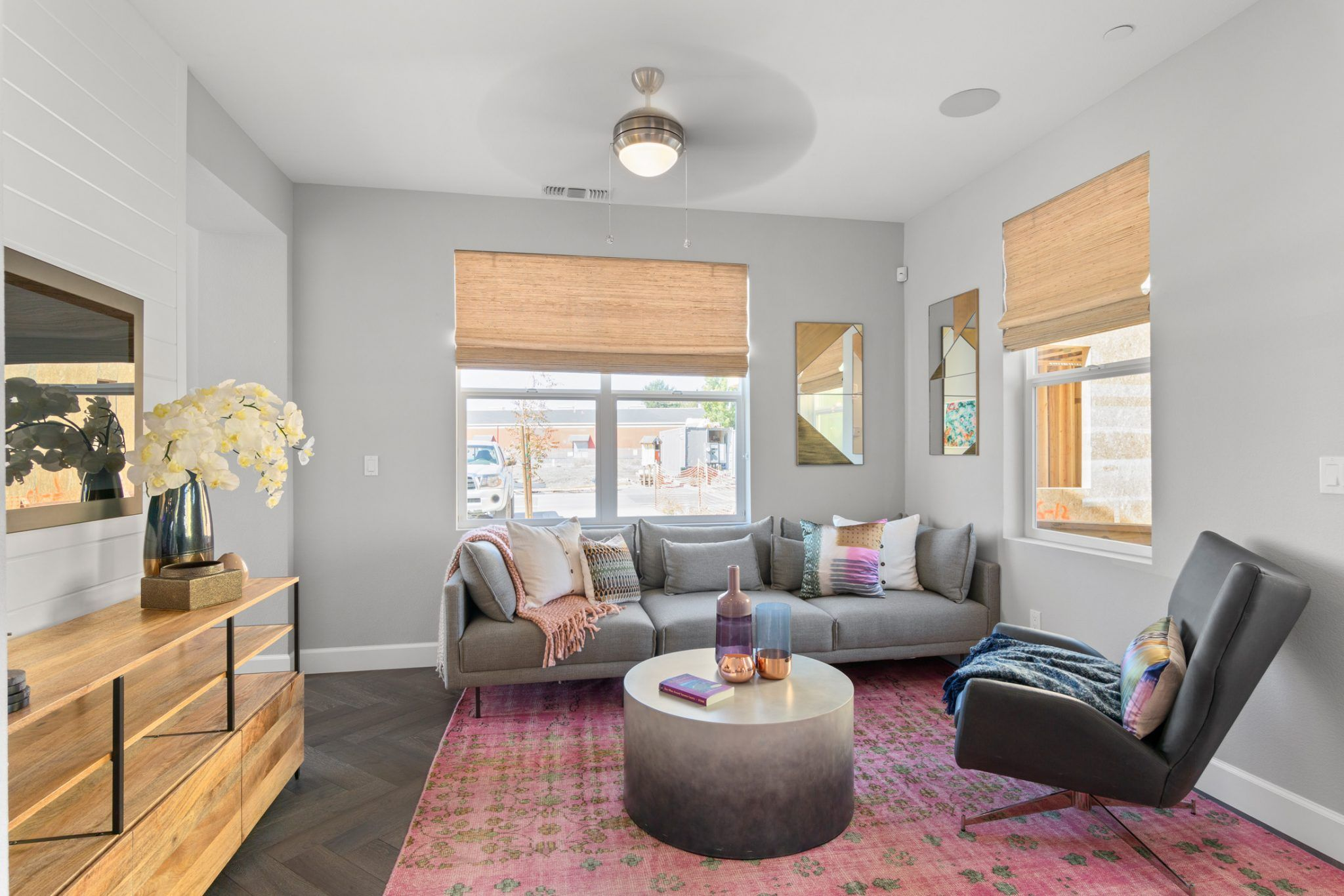 Living Area featured in the Plan C By Blue Mountain Communities in Santa Rosa, CA