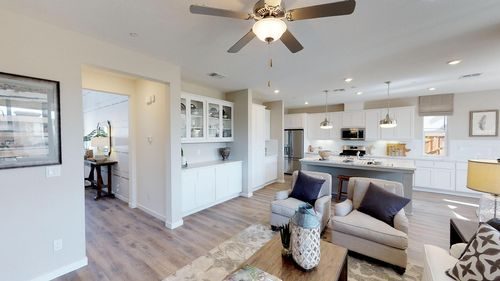Greatroom-and-Dining-in-Plan 1-at-Village Oaks-in-Fairfield