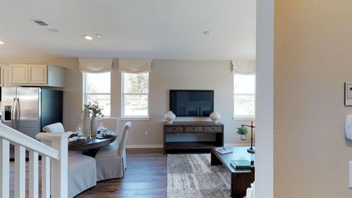 Greatroom-in-Plan 2-at-The Cottages-in-Hollister