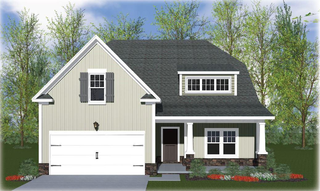 The holly plan lexington south carolina 29072 the for Home builders lexington sc