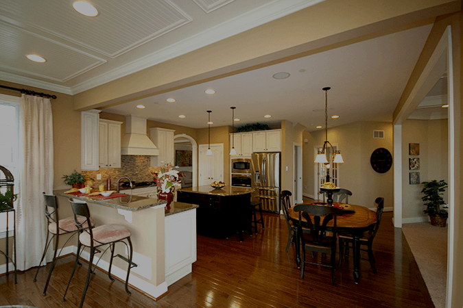 Living Area featured in the Somerset II By Bob Ward Homes in Baltimore, MD