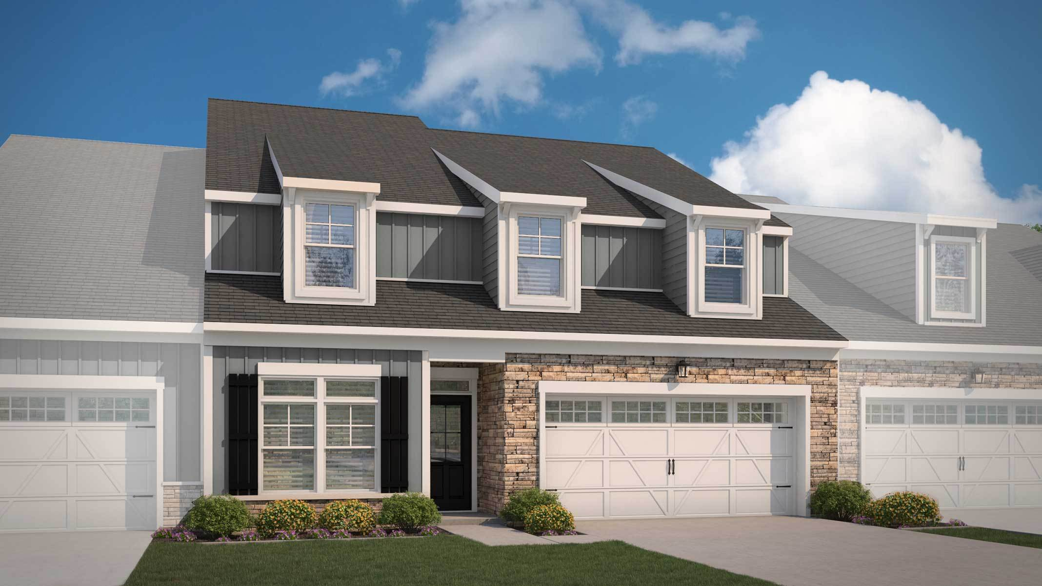 Exterior featured in The Macbeth II By Bob Ward Homes in Baltimore, MD