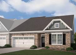 The Secretariat II - Monarch Glen Villas: Bel Air, Pennsylvania - Bob Ward Homes