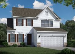 The Augusta - Snader's Summit Single Family Homes: New Windsor, District Of Columbia - Bob Ward Homes