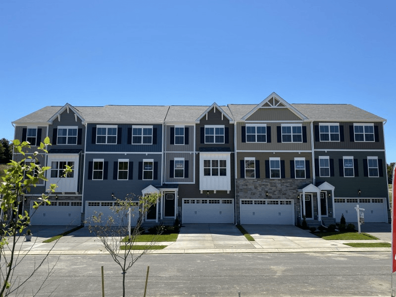 Exterior featured in the Parkland By Bob Ward Homes in Baltimore, MD