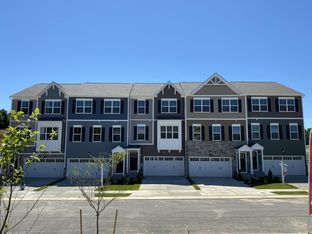 Parkland - Snader's Summit Townhomes: New Windsor, Maryland - Ward Communities