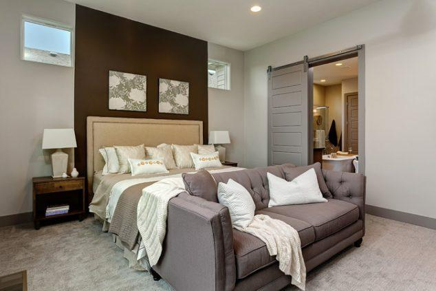Bedroom featured in the Plateau By Boise Hunter Homes in Boise, ID