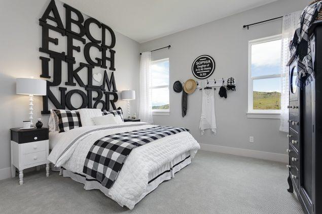 Bedroom featured in the Cottonwood By Boise Hunter Homes in Boise, ID