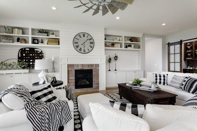 Living Area featured in the Cottonwood By Boise Hunter Homes in Boise, ID