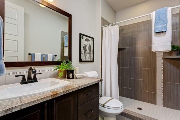 Bathroom featured in the Davenport By Boise Hunter Homes in Boise, ID