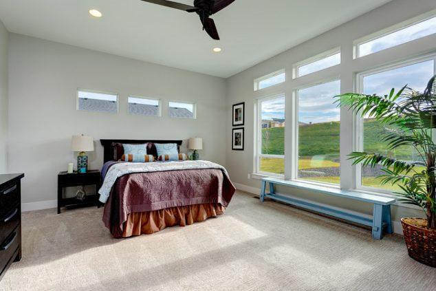 Bedroom featured in the Davenport By Boise Hunter Homes in Boise, ID