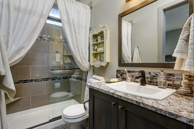 Bathroom featured in the Highland By Boise Hunter Homes in Boise, ID