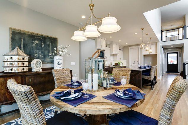 Kitchen featured in the Houston By Boise Hunter Homes in Boise, ID