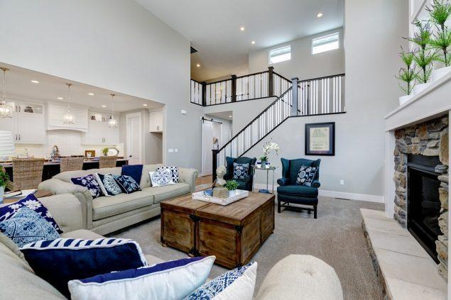 Living Area featured in the Houston By Boise Hunter Homes in Boise, ID