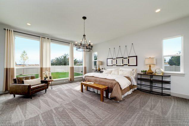 Bedroom featured in the Sagewood By Boise Hunter Homes in Boise, ID