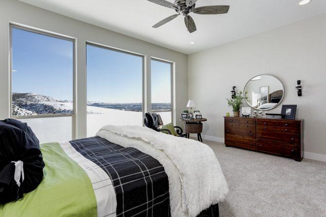 Bedroom featured in the Summit By Boise Hunter Homes in Boise, ID