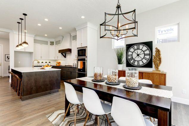 Kitchen featured in the Tablerock By Boise Hunter Homes in Boise, ID