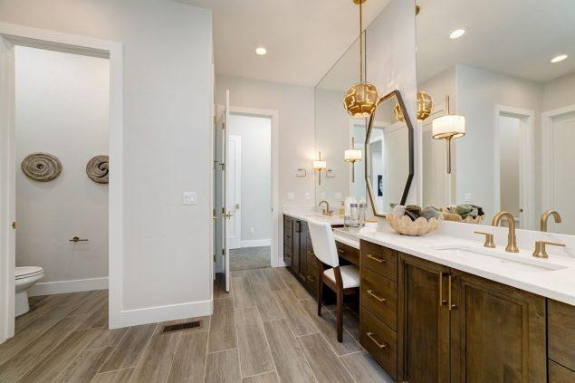 Bathroom featured in the Tablerock By Boise Hunter Homes in Boise, ID