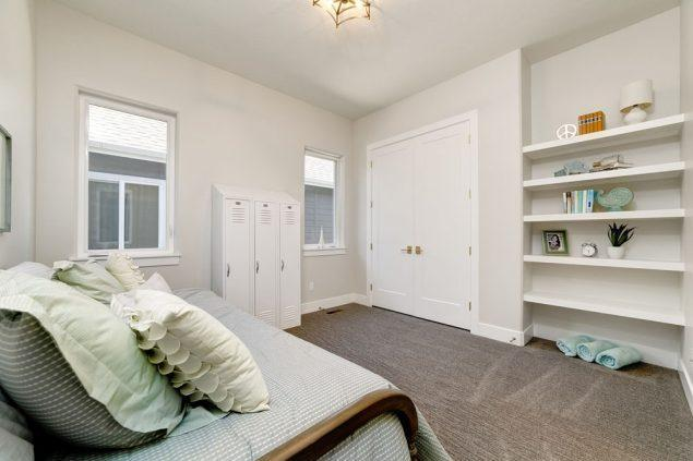 Bedroom featured in the Tablerock By Boise Hunter Homes in Boise, ID