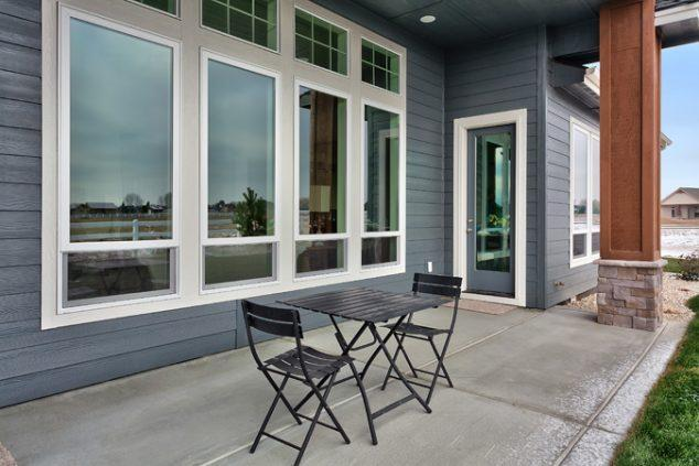Exterior featured in the Stratford By Boise Hunter Homes in Boise, ID