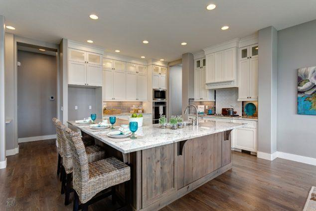 Kitchen featured in the Stratford By Boise Hunter Homes in Boise, ID