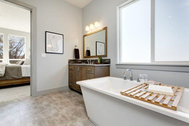 Bathroom featured in the Ridgeview By Boise Hunter Homes in Boise, ID