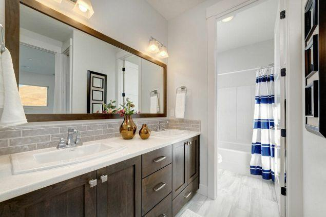 Bathroom featured in the Crestline By Boise Hunter Homes in Boise, ID