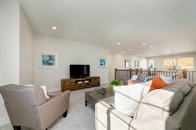 Living Area featured in the Crestline By Boise Hunter Homes in Boise, ID