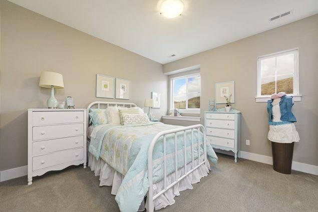 Bedroom featured in the Ponderosa By Boise Hunter Homes in Boise, ID