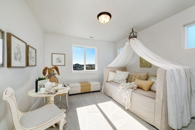 Bedroom featured in the Clearwater By Boise Hunter Homes in Boise, ID