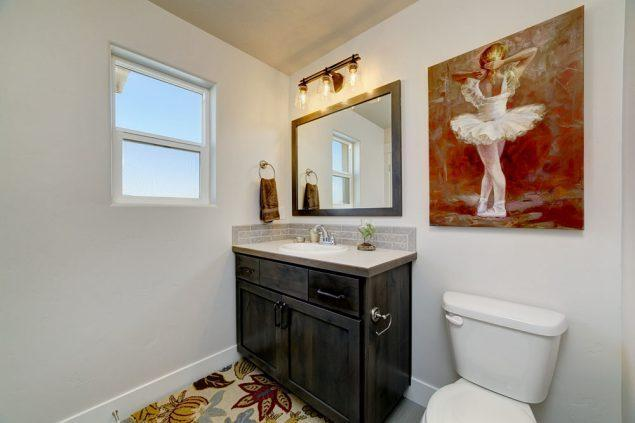 Bathroom featured in the Clearwater By Boise Hunter Homes in Boise, ID