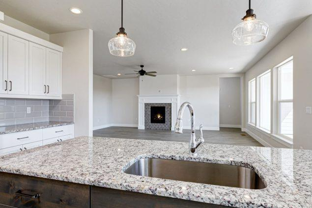 Kitchen featured in the Pinyon By Boise Hunter Homes in Boise, ID