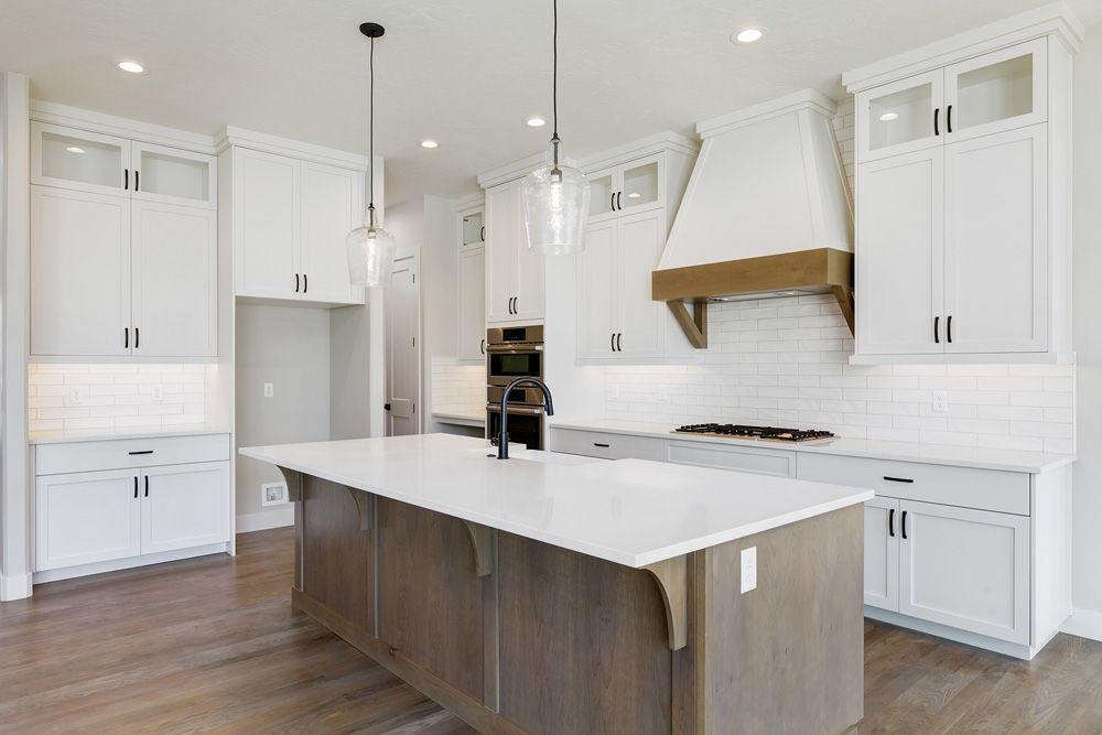 Kitchen featured in the Columbia By Boise Hunter Homes in Boise, ID