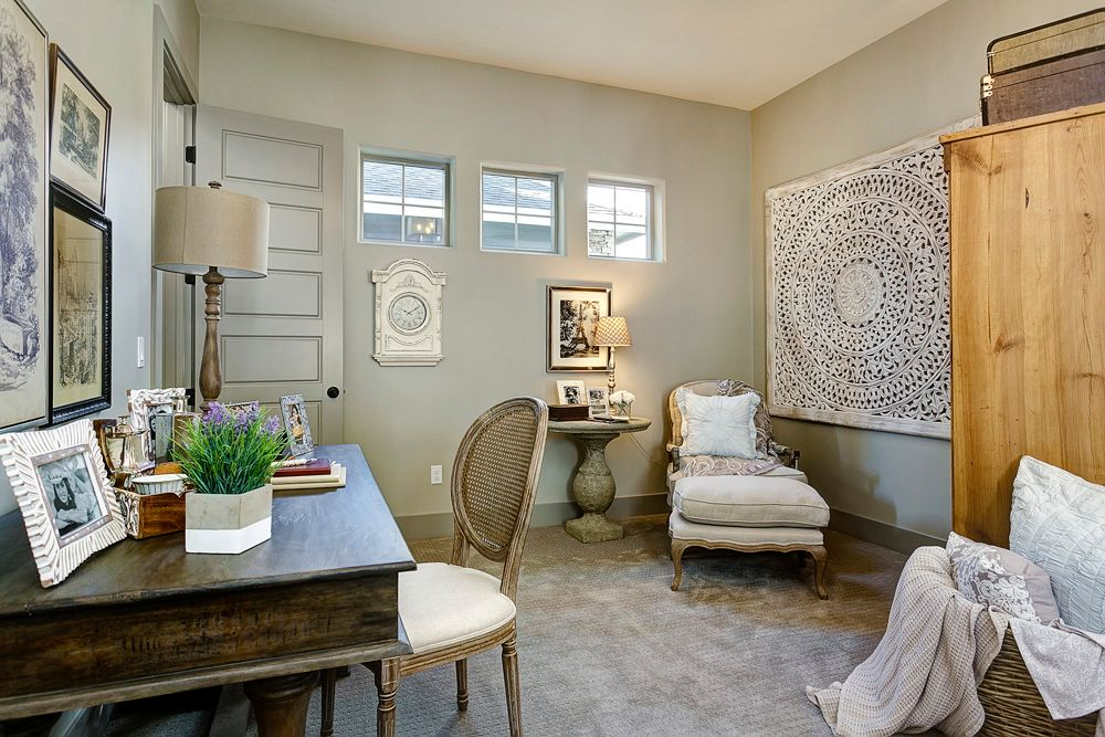 Living Area featured in the Highland By Boise Hunter Homes in Boise, ID