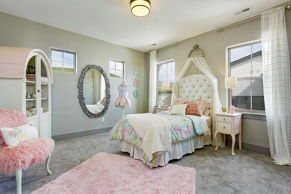 Bedroom featured in the Highland By Boise Hunter Homes in Boise, ID