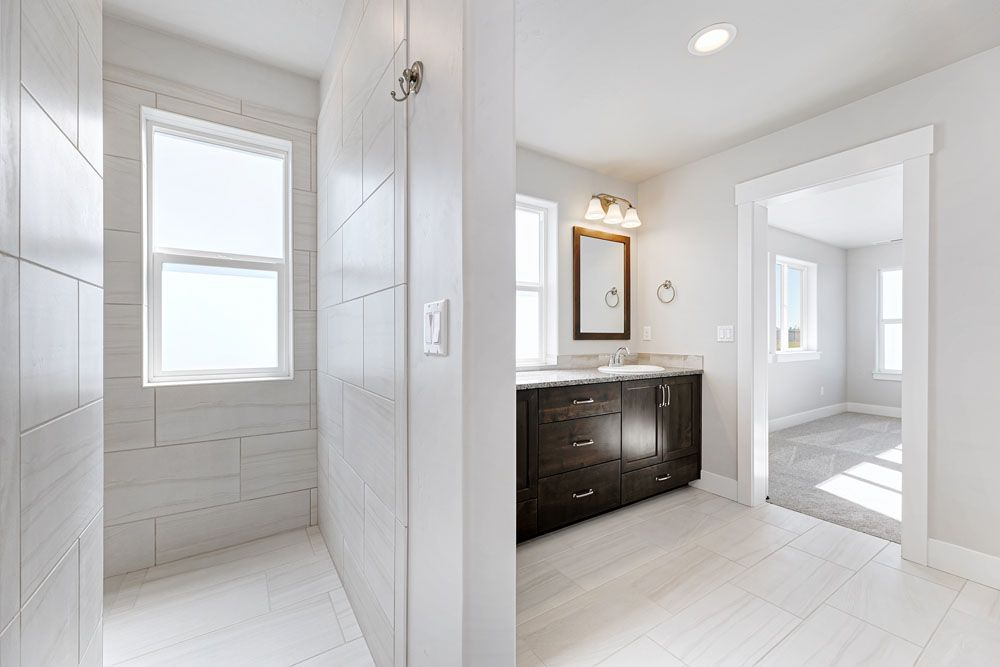 Bathroom featured in the Lemhi By Boise Hunter Homes in Boise, ID