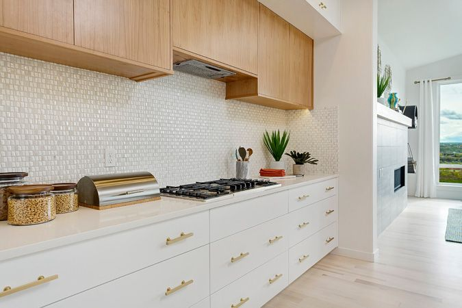 Kitchen featured in the Shoshone By Boise Hunter Homes in Boise, ID