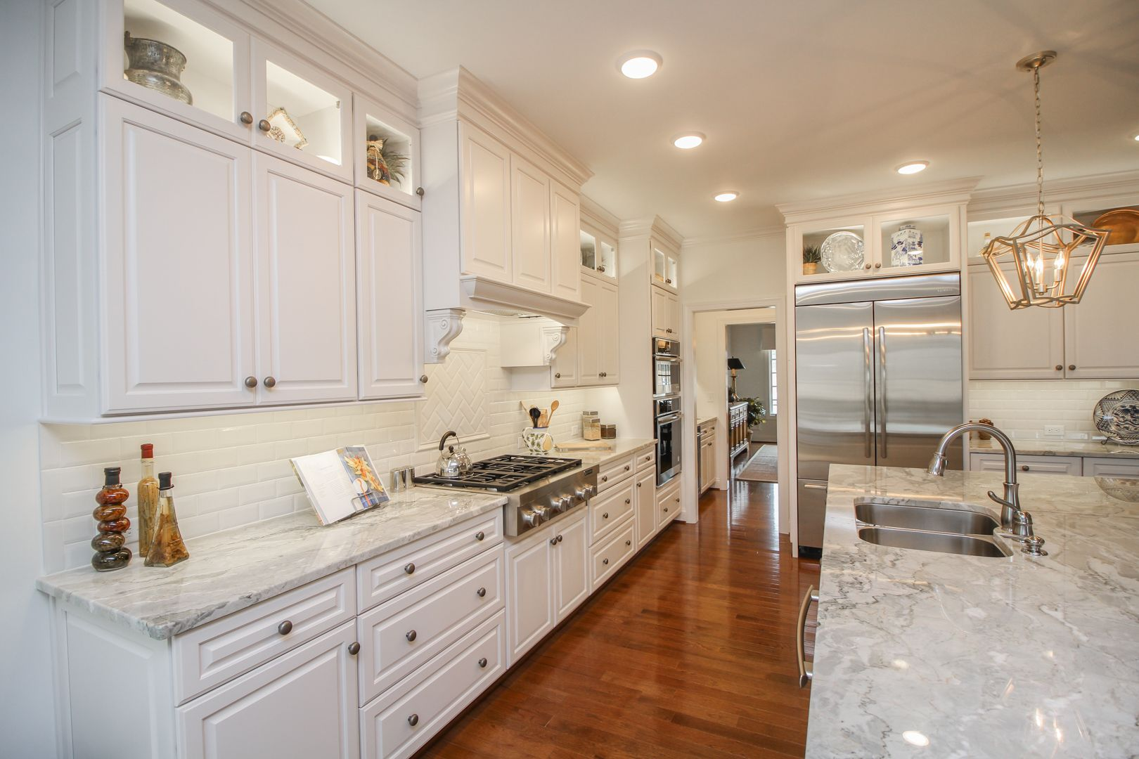 Kitchen featured in the Lochbriar By Boone Homes, Inc. in Richmond-Petersburg, VA