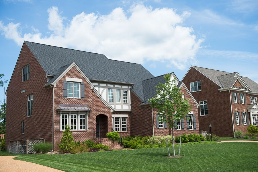 Exterior featured in the Oxbridge By Boone Homes, Inc. in Richmond-Petersburg, VA
