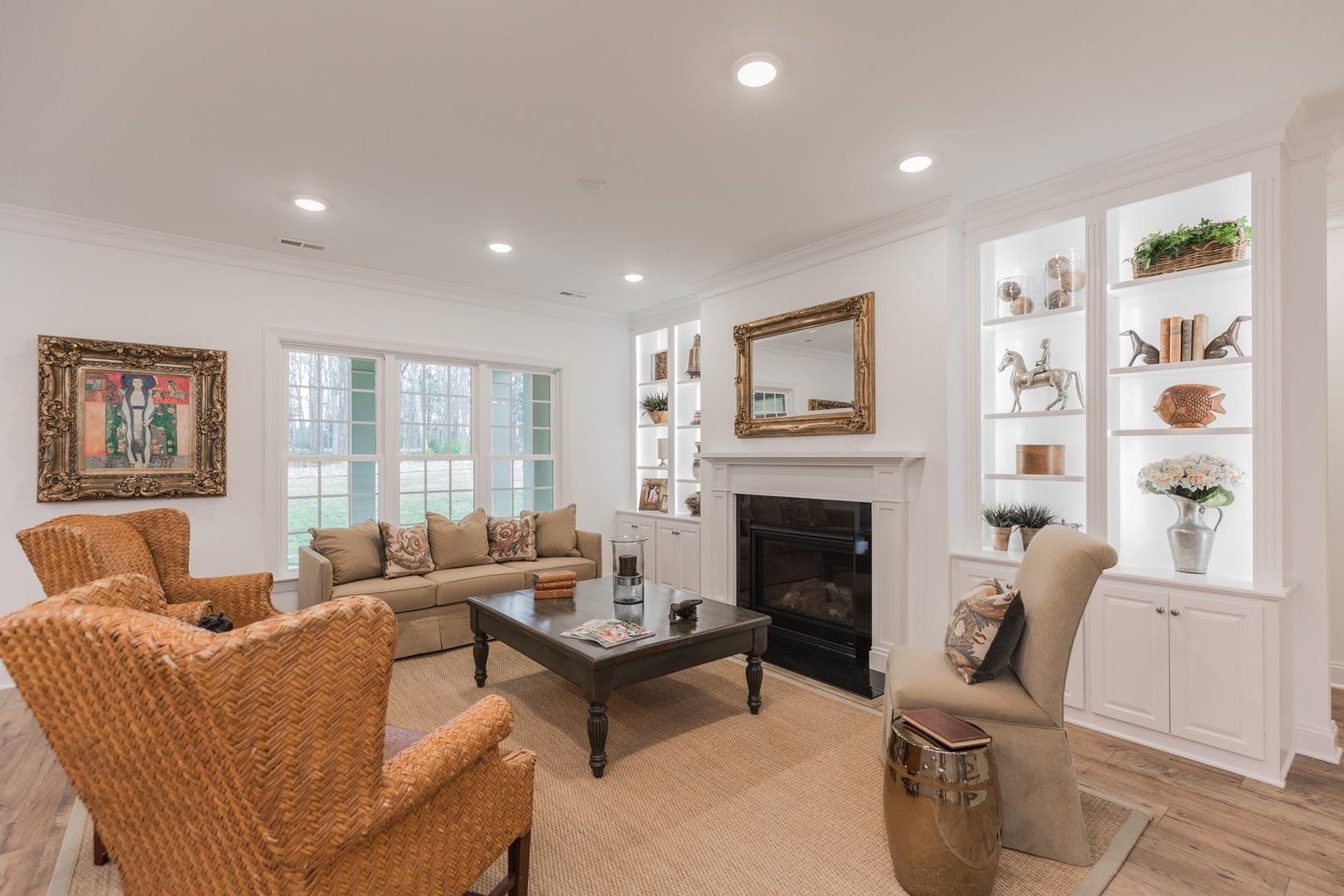 Living Area featured in the Ashmont By Boone Homes, Inc. in Richmond-Petersburg, VA