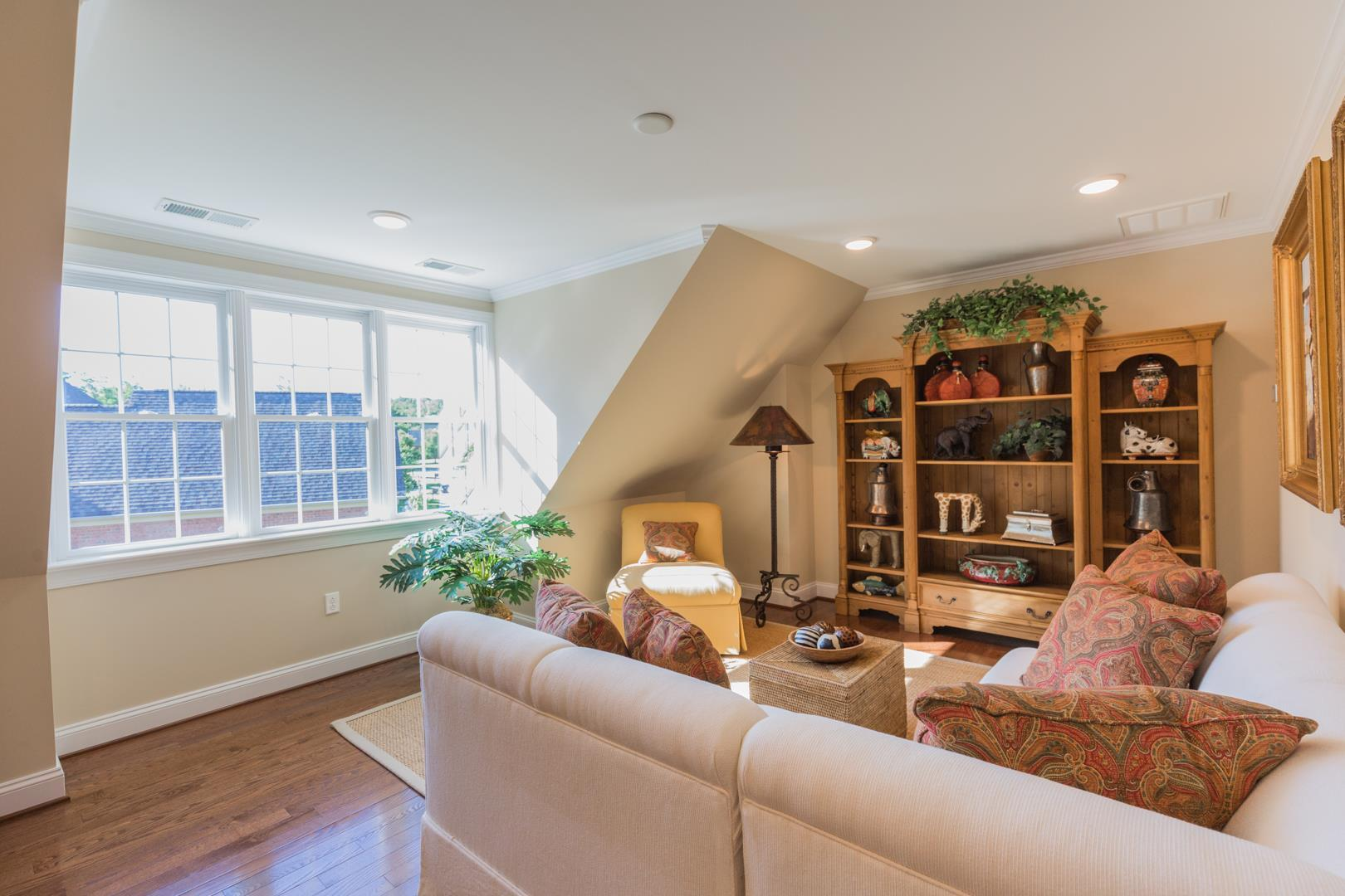 Living Area featured in the Hampworth II By Boone Homes, Inc. in Richmond-Petersburg, VA